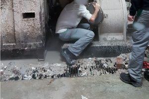 Pumpe Verspinnungen